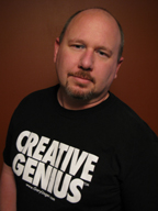 """Gary Unger, author of """"How to Be a Creative Genius"""""""